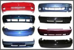 Бампер передний Lada ВАЗ 2113 2114 2115 цвет Изумруд