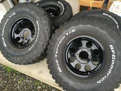 Mickey Thompson. 8.0x16, 6x139.70, ET0, ЦО 108,0 мм.