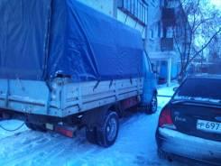 ГАЗ 330210. Газель, 2 400 куб. см., 1 500 кг.