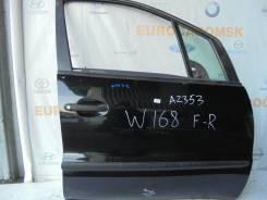 Дверь боковая. Mercedes-Benz A-Class, W168