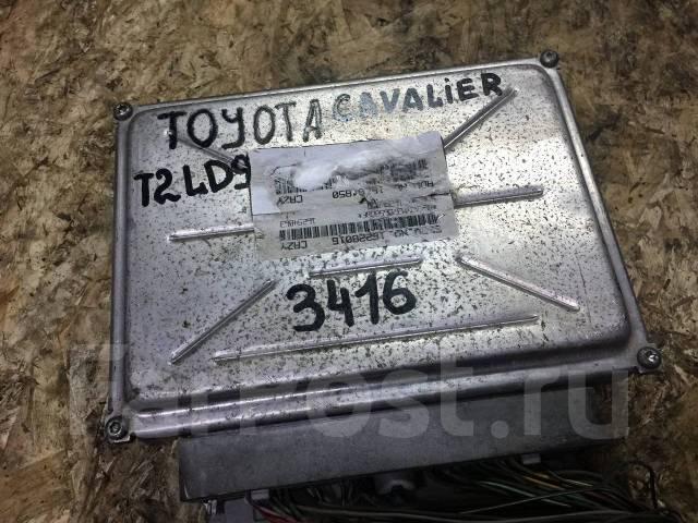 Блок управления двс. Toyota Cavalier, TJG00 Двигатель T2