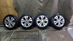 Bridgestone. Летние, 2012 год, износ: 10%, 4 шт