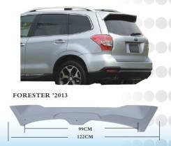 Спойлер. Subaru Forester, SJ, SJG, SJ9, SJ5 Двигатели: FB25, FA20, FA20F, FB20, FB25B