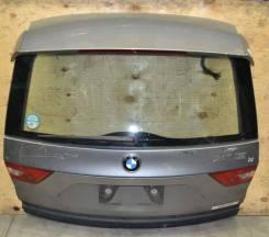 Спойлер на заднее стекло. BMW X3, E83