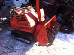 Fuji Heavy. Снегоуборочная машина