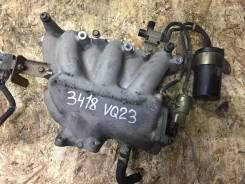Коллектор впускной. Nissan Teana, J31 Двигатели: QR20DE, VQ23DE, VQ35DE