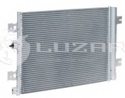 Конденсер с ресив. Renault Logan (08-) A/C LRAC0961 Luzar LRAC0961