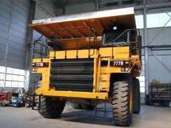 Caterpillar. Карьерный самосвал CAT 777, 100 т, 60 м3, из Европы, 8 000куб. см., 100 000кг., 6x6. Под заказ