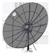 Спутниковая антенна, спутниковый ресивер Телекарта
