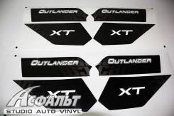 "Наклейки на квадроцикл ""BRP Can-nam Outlander MAX800"". Под заказ"