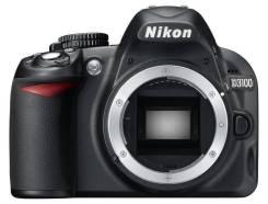 Nikon D3100 Body. 10 - 14.9 Мп, зум: без зума