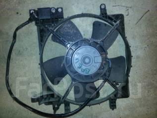 Вентилятор охлаждения радиатора. Subaru Legacy, BPE, BLE Subaru Outback, BPE, BP Двигатели: EJ30D, EZ30