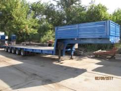Чмзап 99904. Трал чмзап 99904, 60 тонн 2007 г. вып 5 осей, 60 000 кг.