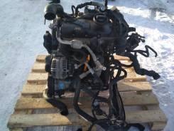 Двигатель в сборе. Volkswagen Sharan Двигатель BVK. Под заказ