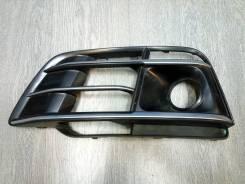 Окантовка противотуманной фары левая Audi Q5 2 80A (2017-нв)
