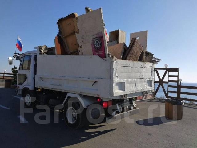 Вывоз строительного мусора, старой мебели, хлама, шины, демонтажные работы