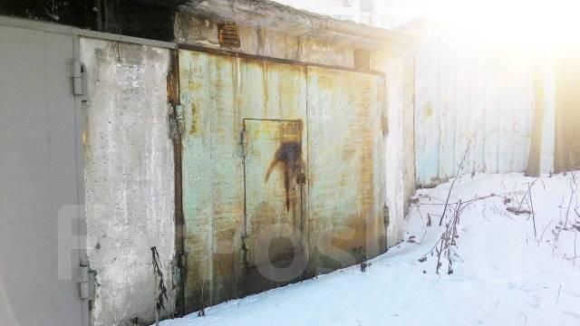 Гаражи капитальные. улица Балтийская 54, р-н Чайка, 17 кв.м., электричество. Вид изнутри