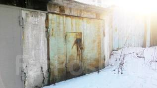 Гаражи капитальные. улица Балтийская 54, р-н Чайка, 17 кв.м., электричество. Вид снаружи