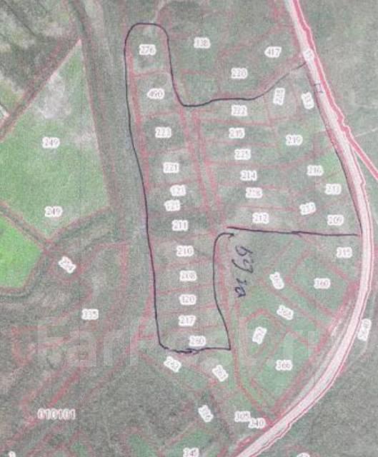 Продаётся земельный участок 59 га. 590 000 кв.м., собственность, электричество, от агентства недвижимости (посредник). Схема участка