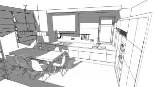 Дизайн интерьера квартир / домов