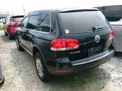 Бампер. Volkswagen Touareg, 7LA