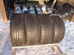 Bridgestone Potenza RE050A II. Летние, износ: 5%, 4 шт