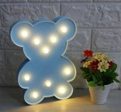 Светильники-ночники детские.