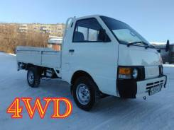Nissan Vanette. Бортовик 4WD , 1993 г. в., 2 000 куб. см., 1 500 кг.