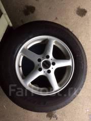 Продам комплект колес. x16 5x114.30 ET45