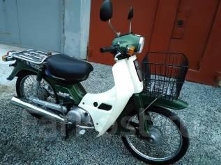 Yamaha Mate 50. 49 куб. см., исправен, без птс, без пробега