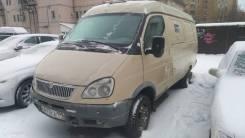 ГАЗ 3221. Газ 2705 бронированный, 2 500 куб. см., 4 места