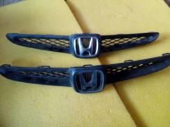 Решетка радиатора. Honda Fit, GD, GD1, GD2, GD3, GD4