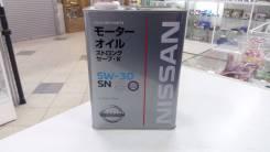 Nissan Strong Save X. Вязкость 5W-30, синтетическое