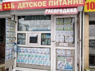 Торговый павильон. Проспект 60-летия Октября 162, р-н Центральный, 14 кв.м.
