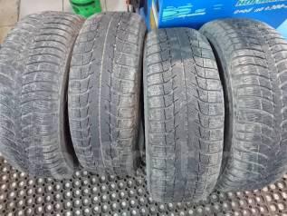 Michelin X-Ice 2. Зимние, без шипов, износ: 50%, 4 шт