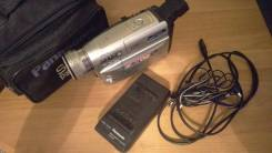 Panasonic NV-VZ10. с объективом