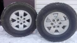 Продам колеса. 7.5x16 ET46