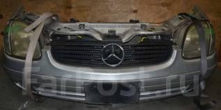 Ноускат. Mercedes-Benz SLK-Class
