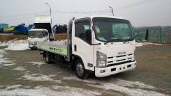 Isuzu Elf. Продам широкобазый бортовойгрузовик, глонасс-ОК. Без пробега по России., 3 000 куб. см., 3 000 кг.