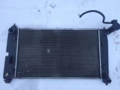 Радиатор охлаждения двигателя. Toyota Corolla Fielder, NZE121, NZE121G