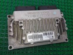 Блок управления акпп, cvt. Peugeot 407, 6D, 6E Двигатель EW10A