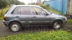 Toyota Starlet. NP80, 1N