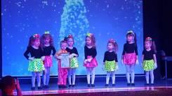 Танцы и детская гимнастика (3-4 г) Новый набор! Баляева