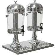 Диспенсер для напитков 8л 2 емкости ZCF502/HKN-DB82