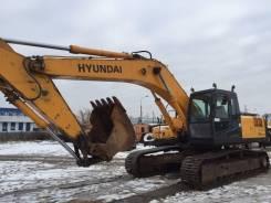Hyundai R290LC-7A. 8 Экскаватор hyundai Robex 290LC-7A, 3 000 куб. см., 1,40куб. м.