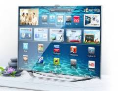 Samsung ue40es8007. LCD (ЖК)