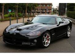 Dodge Viper. механика, 8.4, бензин, 23тыс. км, б/п, нет птс. Под заказ