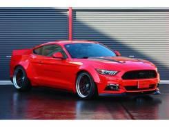 Ford Mustang. автомат, задний, 2.3, бензин, 2тыс. км, б/п. Под заказ