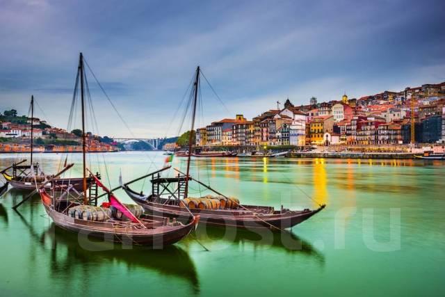 Португалия. Лиссабон. Экскурсионный тур. Португалия + отдых в Испании из Владивостока с руководителем!