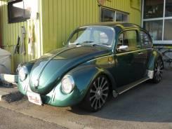 Volkswagen Beetle. механика, передний, 1.6, бензин, 44тыс. км, б/п, нет птс. Под заказ